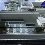 Nhà bán hẻm xe hơi giá 4.9 tỷ (thương lượng), nhà mới 100%, đường Lê Văn Thọ, Phường 11, Q.Gò Vấp.
