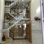 Bán nhà phường 13 giá 6 tỷ (thương lượng), hướng Đông Bắc, hẻm 6m thuộc đường Phạm Văn Chiêu Gò Vấp.