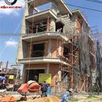 Bán nhà 1 trệt 3 lầu đang xây dựng gần xong ,DT 125m2 ,Nguyễn Văn Bứa