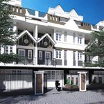 Bán gấp dãy nhà phố 3 tầngSHR , đang hoàn thiện 90% , giá 1ty6,MT Tỉnh lộ 824 !!