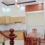 Bán gấp căn nhà dt 4x16, 3 lầu, đường rộng 8m, gần Cân Nhơn Hòa, giá 4 tỷ