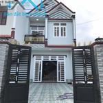 Nhà chính chủ 1 lầu mới xây 100%, 3PN, 2WC, gần chua phật cô đơn , SHR