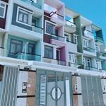 Nhà Xây Mới, 1TRỆT 3LẦU DT 210m2, giá 3,9 TỶ, SÂN ĐỂ XE HƠI, SỔ RIÊNG