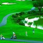 999 triệu/nền Đất nhà phố Biệt thự Sân Golf 5 sao PKD 12-18tr/m2