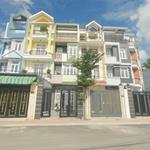 Nhà 3 lầu bán nhanh  - sổ hồng riêng - đường 10m - QL 13