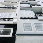 Nhà xây mới 4,5 tấm. Diện tích 4x13,5m. hẻm 5m Nguyễn Oanh. P.17. Q.Gò Vấp