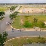 Đất thổ cư 100% mặt tiền Trần Văn Giàu, trung tâm cụm KCN lớn, đối diện Bon Chen 2, SHR