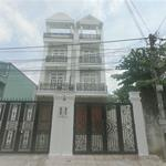 Bán nhà 3 lầu - sổ riêng -  3,8 tỷ -  hẻm xe hơi khu Phạm Văn Đồng