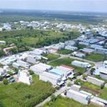 Bán gấp lô đất gần Trường Đại Học Quốc Tế Tân Tạo. 600tr/200m2. SHR. Thổ cư 100%.