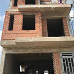 Bán nhà 1 trệt, 2 lầu, 120m2, SHR, MT 20m, giá: 1ty3,đối diện CV Cây Xanh