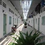 Cần sang lại gấp khu trọ 14 phòng nằm ngay trung tâm thị trấn Đức Hòa,shr,giá 1,2ty