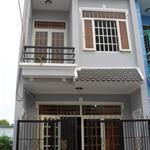 Bán nhà mặt tiền 1 trệt 1 lầu Đường số 1,Trần Văn Giàu-Bình Tân. Giá 2tỷ 6