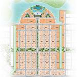 Đất nền sổ đỏ dự án khu đô thị Biên Hòa New City, Đồng Nai giá từ 10 triệu/m2 90m2 Ck cao
