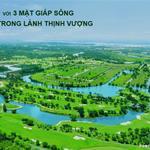 Biệt thự nghỉ dưỡng đẳng cấp ngay sân golf, ven sông, khu đô thị Biên Hòa New City giá 10tr/m2