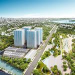 Sỡ hữu những căn cuối cùng DA Q7 Saigon Riverside 3 mặt sông, đường Đào Trí, giá 26tr/m2.