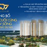 Mở bán 250 căn cuối cùng dự án Q7Saigon Riverside giá từ 1,5 tỷ CK 3%-5% nột thất smarthome