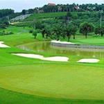 Bán đất sổ đỏ trong sân Golf, tiện ích đầy đủ, 3 mặt view sông
