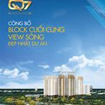 Khu phức hợp Q7 Sài Gòn Riverside đường Đào Trí, Quận 7 mở bán đợt cuối giá chiết khấu cao
