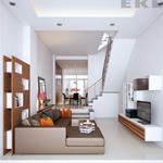 Nhà bán sổ hồng riêng, giá rẻ, chính chủ, góc 2 mặt tiền 6m.