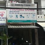 Cho thuê nhà mặt tiền nguyên căn số 79 Lê Sát P Tân Quý Q Tân Phú A Phước