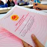 Kẹt tiền cho con du học bán lô đất ngay KCN Đức Hòa, đường TL10, DT 125m2, giá 800tr
