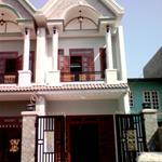 Cần tiền bán gấp căn nhà thô  1 trệt 1 lầu tại xã Vĩnh Lộc B Bình Chánh, DT 100m2 giá 1,3ty  SHR