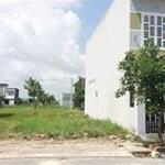 Cần bán 3 nền đất liền kề nằm mặt tiền đường Bà  Hom nối dài, 100m2
