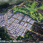 Khu đô thị mới 3 mặt giáp sông, nằm liền kề sân Golf Long Thành, sổ đỏ trao tay, giá 10tr/m2