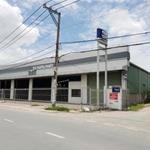 Cho thuê nhà kho - xưởngQuận 12TP.HCM, mặt tiền đường, Quốc Lộ 1A, Sổ hồng