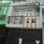 bán nhà nguyên căn 1 trệt 3 lầu, SHR, 3PN, dt 125m2/ 1.8ty, hoc môn