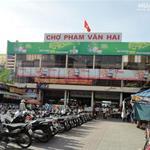 Bán gấp nhà MT Phạm Văn Hai, P.1, Tân Bình, DT: 5.5 x 20m, giá: 19 tỷ, vị trí đ/d chợ PVHai