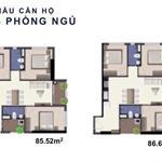 Chỉ 1,6 tỷ sở hữu ngay căn hộ cao cấp 2PN trung tâm quận 7 - Phú Mỹ Hưng