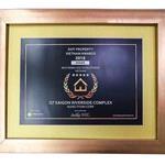 Căn hộ nằm ngay vị trí độc tôn được nhận giải thưởng khu phức hợp tốt nhất tại VN