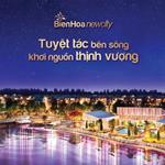 Biên Hòa New City - Sổ đỏ trao tay nhận ngay Lộc vàng - Giá chỉ từ 9,8tr/m2 lH: 0904320380