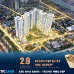 Bán căn hộ view 3 mặt sông, cách Bitexco 5p - 3 tỷ/2PN, thanh toán nhẹ, CK cao. LH: 0931.701.711