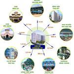 CH trung tâm Q10 Tô Hiến Thành-Thành Thái, DT 78m2/2PN