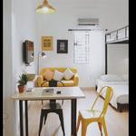 Căn hộ Studio Full nội thất tại Nguyễn Tại P Nguyễn Cư Trinh Q1  Lh Ms Tú