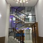 Bán nhà Gò Vấp Giá 5.65 tỷ, nhà mới xây, hẻm xe hơi 10m, đường Lê Đức Thọ, phường 6.