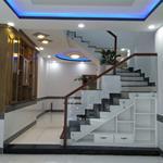 Nhà bán phường 12 quận Gò Vấp Giá 3.45 tỷ, Nhà mới sang trọng đúc 1 tấm, 2PN.
