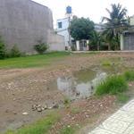 Bán đất thổ cư 81m2 sổ hồng, Kênh A, xã Lê Minh Xuân. LH: Chương