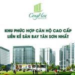 Bán căn hộ 2PN dự án Cộng Hòa Garden với giá hữu nghị