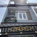 Bán nhà phường 10 quận Gò Vấp Giá 4.45 tỷ, xây mới 100%, 2 lầu, 3PN
