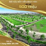 Mở Bán Siêu Đô Thị Bình Tân Chỉ 900TR/Nền, SHR