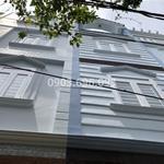 Bán nhà hẻm quận Tân Bình Giá 4.2 tỷ, đường Trần Thái Tông, Phường 15. Nhà mới đúc 3 tấm -4PN