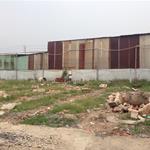 Cho thuê đất Quận 12 thích hợp làm bãi giữ xe, kho bãi DT 1100m2 LH : Ms Yến
