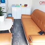 Cho thuê VP trọn gói Q1, đầy đủ nội thất, chỉ 19tr/tháng, DTSD:100m2