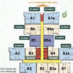 Căn hộ 2pn -mặt tiền đường -trung tâm quận tân phú - giá chỉ 1 tỷ 850 tr