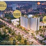 Căn hộ ngay ngã tư Bình Thái nhận nhà cuối năm 2019, giá chì 24tr/ m2 luôn VAT
