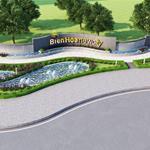 Nhà phố sân Golf - Biên Hòa New City 90m2 -140m2 giá chỉ 10tr/m2, Sổ đỏ riêng