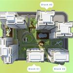 Cần bán gấp căn hộ Topaz City, block A1 chuẩn bị nhận nhà, tầng trung thoáng mát, view Q.1.